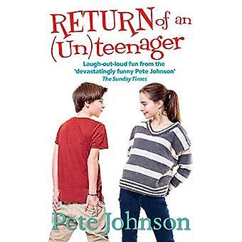 Återlämnande av (FN) tonåringen ((FN) tonåringen dagböckerna)
