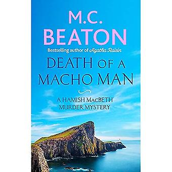 Death of a Macho Man (Hamish Macbeth)