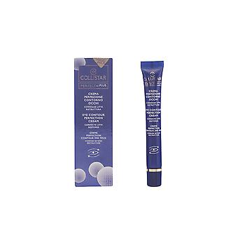 Collistar Perfecta Plus Eye Contour perfektion Cream 15 Ml för kvinnor
