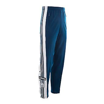 Adidas Blue Cotton Jumpsuit