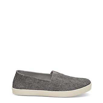 Toms Space-Dye-Ava Männer grau Slip-on-SPAC980144