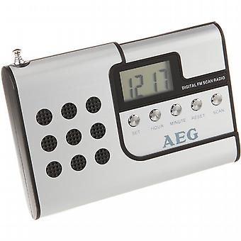 AEG DRR 4107 Digitales Wecker Radio