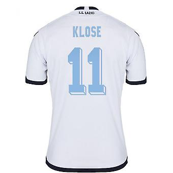2015-2016 Lazio Authentic Third Shirt (Klose 11) - Kids