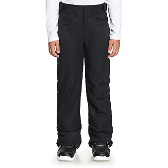 Roxy True Black Backyard Girls Snowboarding Pants
