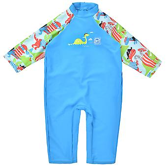 Splash sur Baby UV tout en un Sunsuit | Pirates de Dino
