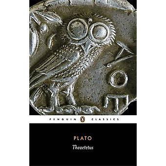 Theaetetus by Plato - R. Waterfield - 9780140444506 Book