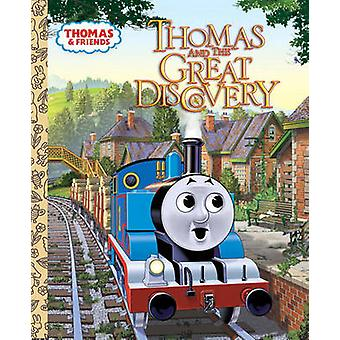 Thomas and the Great Discovery by Tommy Stubbs - Britt Allcroft - 978