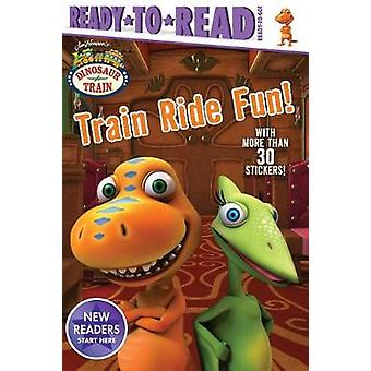 Train Ride Fun! by Maggie Testa - 9781534413337 Book