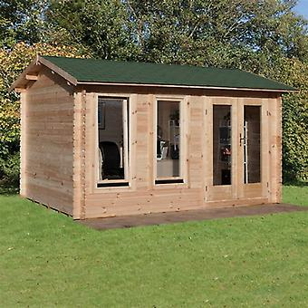 Chiltern Log Cabin x 4 x 3m
