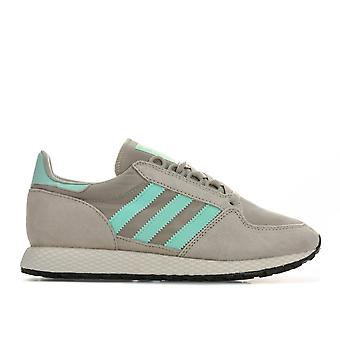 Womens adidas Originals Forest Grove Trainers In Sesame