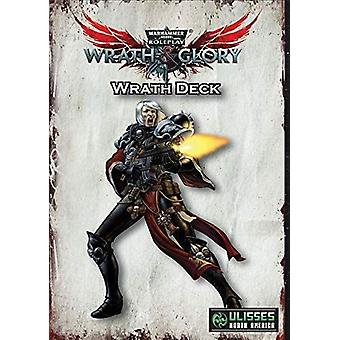 Wrath & Glory Wrath Deck (55-Card Deck) Warhammer 40000 Roleplay
