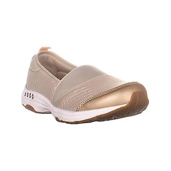 Easy Spirit Womens Setwist2 Fabric Closed Toe Loafers