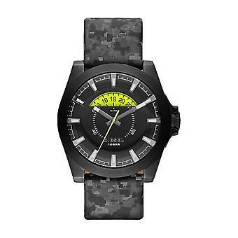 Diesel Camo and Black Arges Watch DZ1658