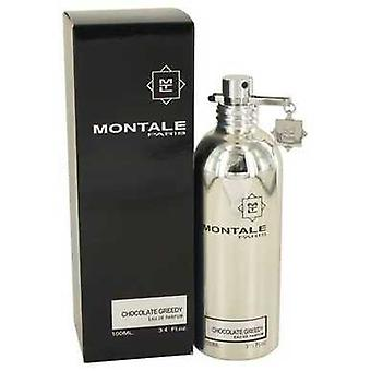 Montale Chocolate Greedy By Montale Eau De Parfum Spray (unisex) 3.4 Oz (women) V728-536038