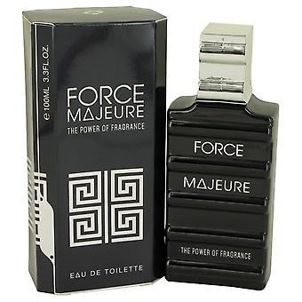 Force Majeure Eau De Toilette Spray By La Rive 100 ml