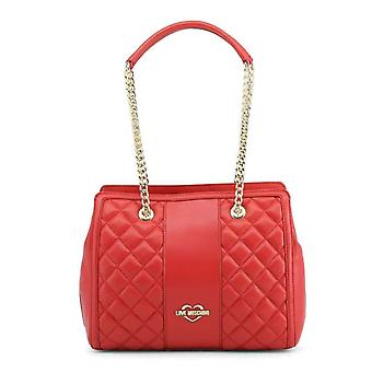 Love Moschino Women Red Shoulder bags -- JC40133552