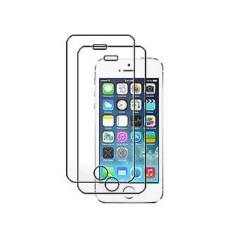 2 en verre trempé iPhone 5/5C/5 s & iPhone protecteur d'écran Voir détail