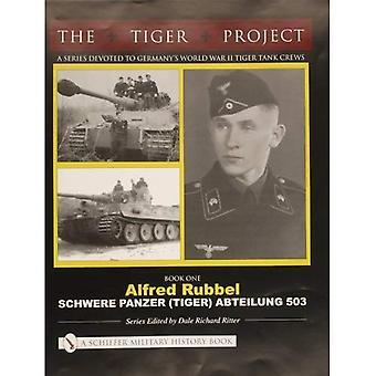 O projeto tigre: Uma série dedicada à segunda guerra mundial tigre Alemanha na tripulações tanque