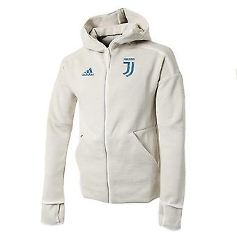 2019-2020 Juventus Adidas Zne 3.0 Anthem Jacket (White)