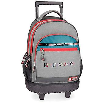 Pepe Jeans Katia Backpack trolley - 45 cm - 30.24 Litros - Multicolor