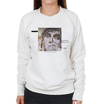 A.P.O.H Salvador Dali Ambition Quote Women's Sweatshirt