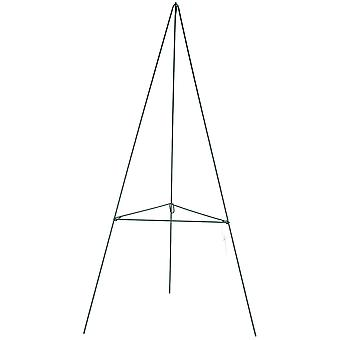 Green Metal Wire Easel-30