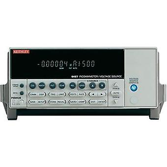 Bench multimeter Keithley 6487/E Calibrated to: Manufacturer's standards (no certificate)
