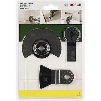 Multitool accessory set 3-piece Bosch Accessories