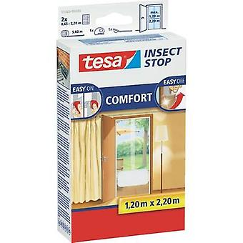 Fly screen TESA tesa® Insect Stop COMFORT (L x W) 2200 mm x 1300 mm White 1 pc(s)