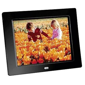 Digital photo frame 20.3 cm (8 ) Braun Germany DigiFrame 80 1024 x 768 pix Black