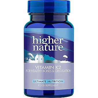 Higher Nature Vitamin K2, 30 tabs