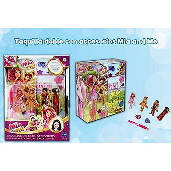 Cife Double locker Mia & Me (Toys , Home And Professions , Makeup And Accessoiries)