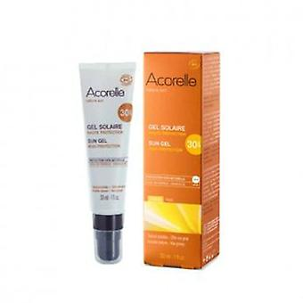 Acorelle Solar Gel Face Spf 30 (Woman , Cosmetics , Sun Care , Protectors)