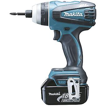 Makita Combined drill Multifunction 18V 4Ah. Makpac