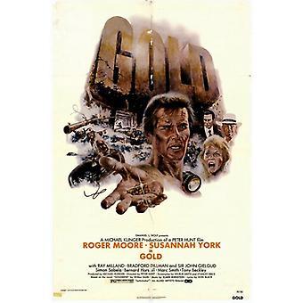 Gold Movie Poster Print (27 x 40)