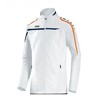 Jako Performance Präsentationsjacke white 9897