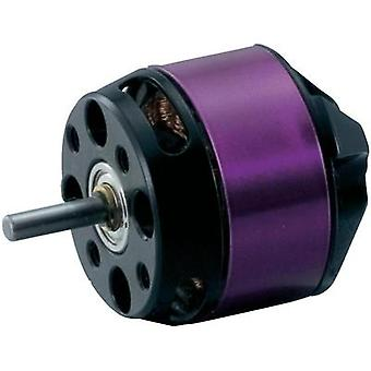 Model aircraft brushless motor Hacker A20-26 M EVO kV (RPM per volt): 1130 Turns: 26