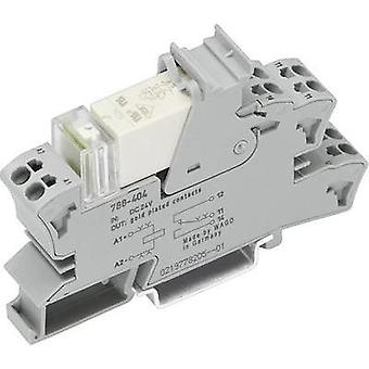 WAGO 788-615 Relay DPDT-CO 115Vac IP20