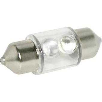 Interior LED festoon Eufab C5W (Ø x L) 10 mm x 31 mm