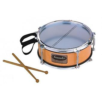 Reig Metallized Drum With Bag (Toys , Educative And Creative , Music , Instruments)