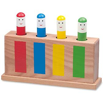 Galt Pop-Up Wooden Toy