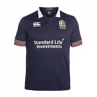2016-2017 Britse Ierse Lions Rugby Pro Training Jersey (Peacot) - Kids