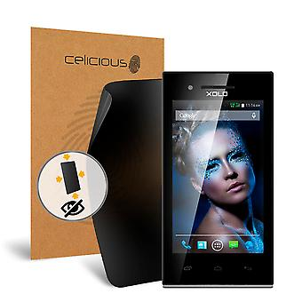 Celicious Privacy Plus XOLO Q520s 4-Way Visual Black Out Screen Protector