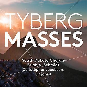 Tyberg / coral de Dakota del sur / Jacobson / Schmidt - Marcel Tyberg: importación de USA de masas [SACD]