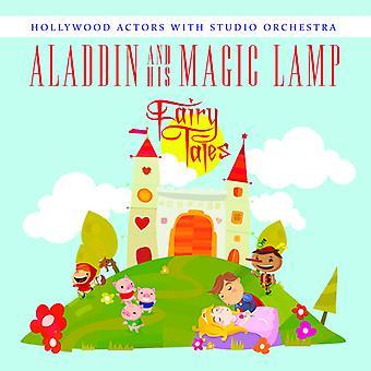 Hollywood-Schauspieler mit Studio Orchestra - Aladdin & seine Wunderlampe USA import