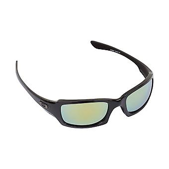 New SEEK Replacement Lenses for Oakley FIVES SQUARED HI Yellow Blue Mirror