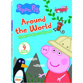 Peppa Pig: Around the World [DVD] Stati Uniti importare