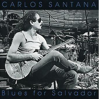 Carlos Santana - Blues für Salvador [CD] USA import