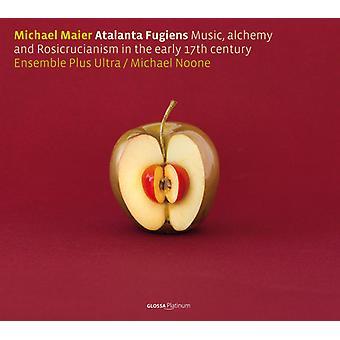 Michael Maier - Michael Maier: Atalanta Fugiens [CD] USA import