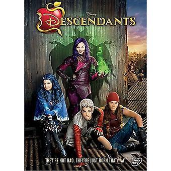 Descendants [DVD] USA import